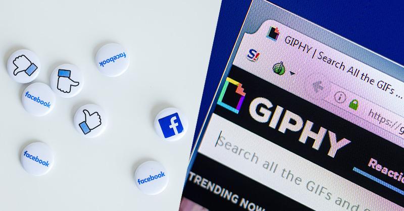 Facebook-Giphy merger