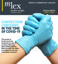 Competition Concerns in the Time of Covid-19 Report