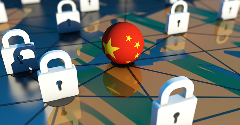 China's cybersecurity laws