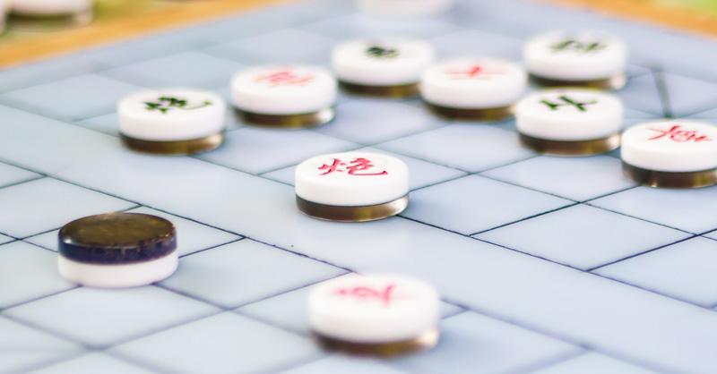 Chinese online gambling