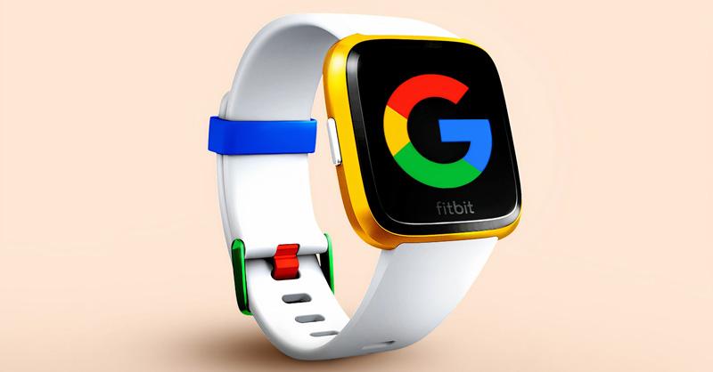 Google-Fitbit merger