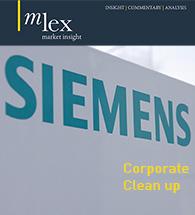 Corporate Cleanup: Siemens