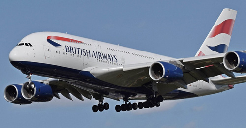 British Airways owner IAG expects 90 percent cut in proposed UK GDPR fine