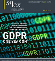 GDPR: One Year On Report