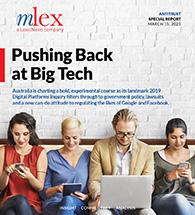 Pushing Back at Big Tech