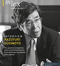 Interview with Kazuyuki Sugimoto