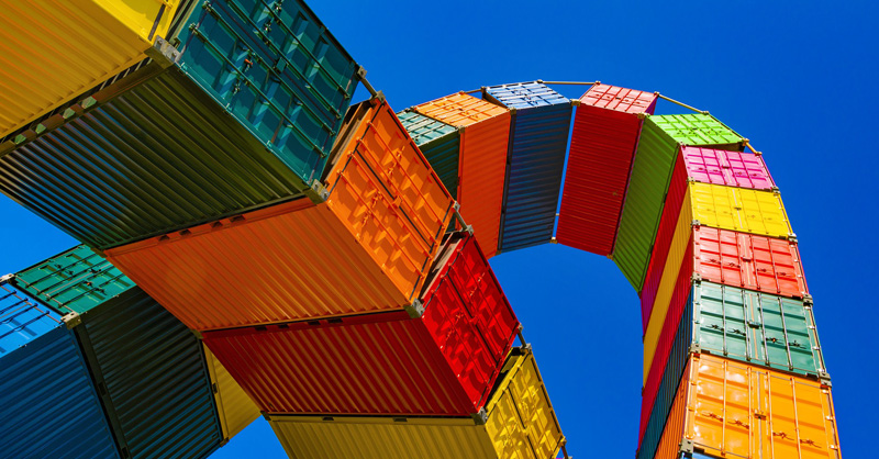 trade containers