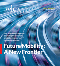 Future Mobility: A New Frontier