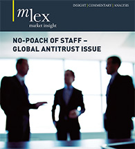 No Poach of Staff Global Antitrust Issue
