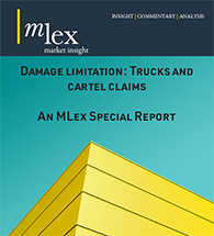 Damage Limitation: Trucks and Cartel Claims