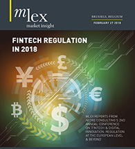 Fintech Regulation in 2018