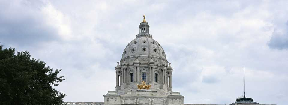 Capitol Building St Paul