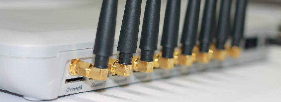 telecom router