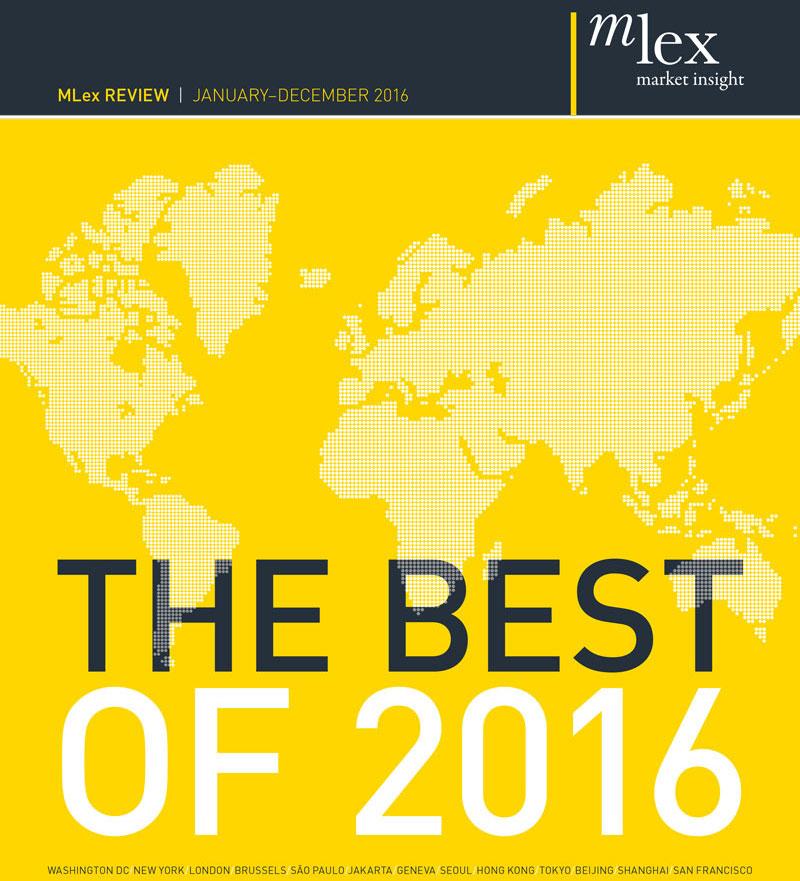 best of MLex 2016