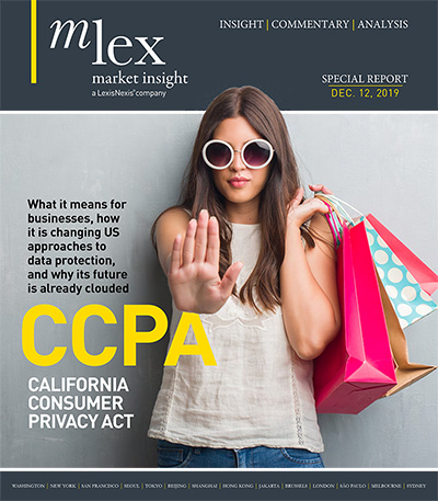 CCPA California Consumer Privacy Act Report 2019