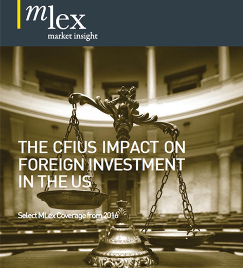 The Cfius Impact