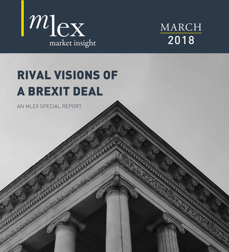 Rival Visions of a Brexit Deal