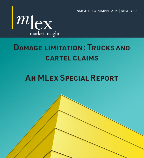 Damage Limitation: Trucks & Cartel Claims